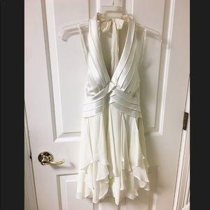 BCBGMAXAZRIA - White Cocktail Dress